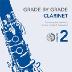 **Jalapeño (accomp.) from Grade by Grade for Clarinet**