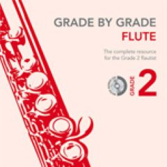 **Barcarolle (accomp.) from Grade by Grade for Flute**