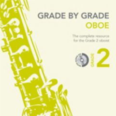 **Jalapeño (accomp.) from Grade by Grade for Oboe**