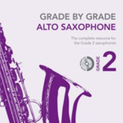 **Jalapeño (accomp.) from Grade by Grade for Alto Saxophone**