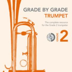 **Hampton Swing (accomp.) from Grade by Grade for Trumpet**