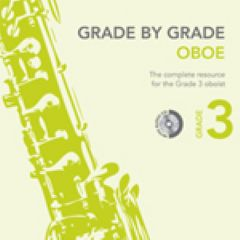 Beach Front (accomp.) from Grade by Grade for Oboe