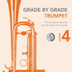 Jamaican Rumba (accomp.) from Grade by Grade for Trumpet
