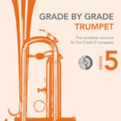 Vocalise (accomp.) from Grade by Grade for Trumpet
