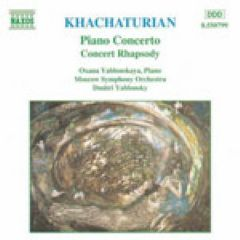Concerto-Rhapsody for Piano and Orchestra  (1955, rev.1968)