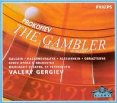 **The Gambler** (1915-17, rev.1927-28)