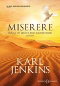 Karl Jenkins - Miserere Vocal Score Out Now