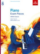 New ABRSM Piano Exam Pieces 2021 & 2022
