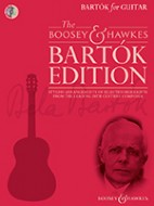 Bartók for Guitar - edited by Michael McCartney