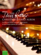 New: The John Rutter Christmas Piano Album