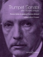 New: Trumpet Sonata after Richard Strauss