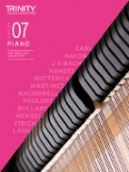 Trinity Piano Exam Pieces 2021-2023 Out Now