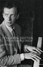 Britten: New Book Releases and Letters from a Life