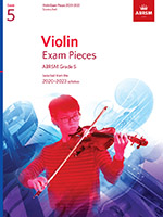 ABRSM Strings syllabus 2020-2023