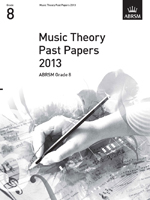 ABRSM Music Theory Past Papers 2013