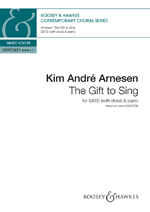 New Choral Works Kim André Arnesen