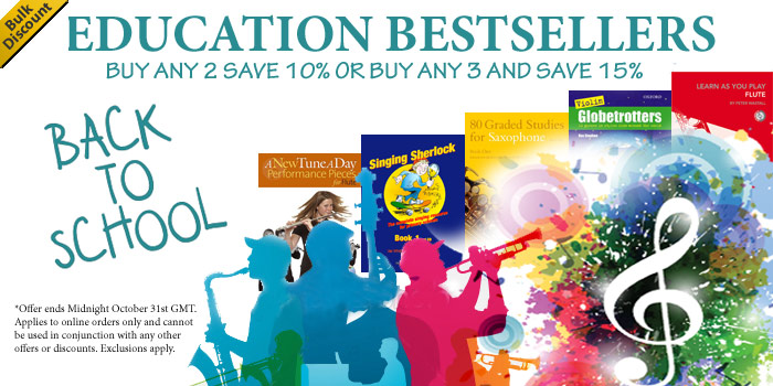 Back to School Education Bestsellers: Save 15%