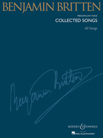 Britten: New Collected Songs for High & Low Voice