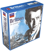 Britten Recordings on Decca