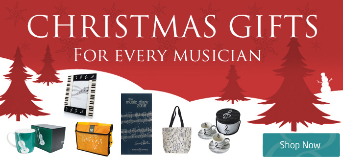 Christmas Gifts for Every Musician