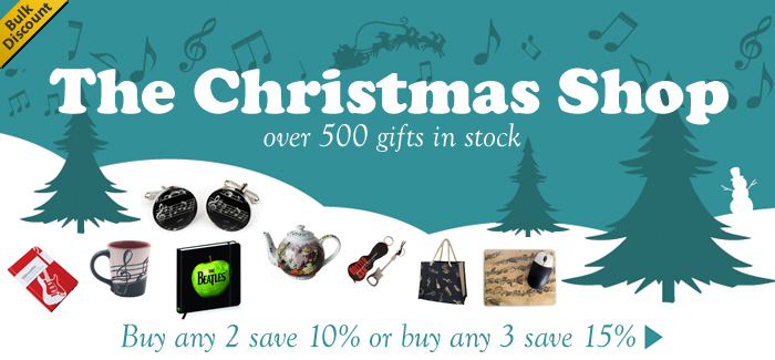 Bulk Discounts Available on all Christmas Gifts