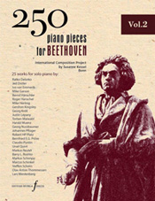 Editions Musica Ferrum: Beethoven Piano Volumes
