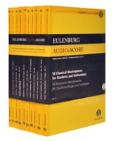 Eulenburg 10-Volume Box Sets