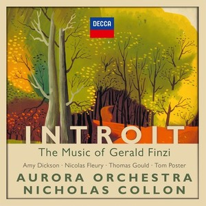 Finzi Introit CD