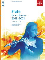 ABRSM Flute Exams 2018-2021 Out Now