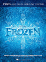 Disney's Frozen: The Souvenir Songbook