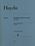 New from Henle: Haydn 55 Sonatas, 55 Pianists