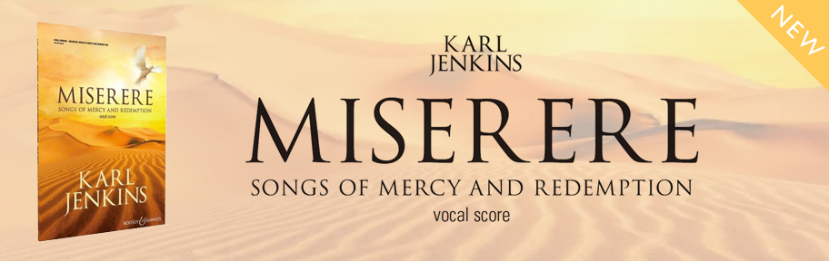 Miserere: Songs of Redemption and Mercy