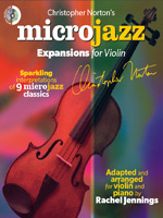 Microjazz Expansions for Violin