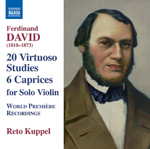 Save 15% on New CD Releases from Naxos