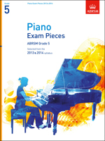 Piano Exam Pieces 2013 & 2014