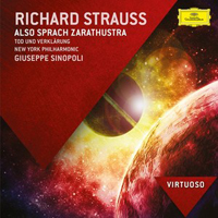 Save up to 45% on Richard Strauss CDs on DG