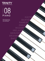 Trinity College Piano Exams 2018-2020