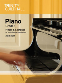 Trinity Piano Syllabus 2012-2014: Book Only