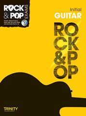 Trinity College Rock & Pop Exams: Guitar