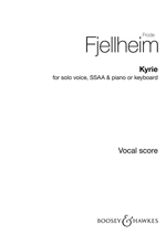 New Choral Works from Frode Fjellheim