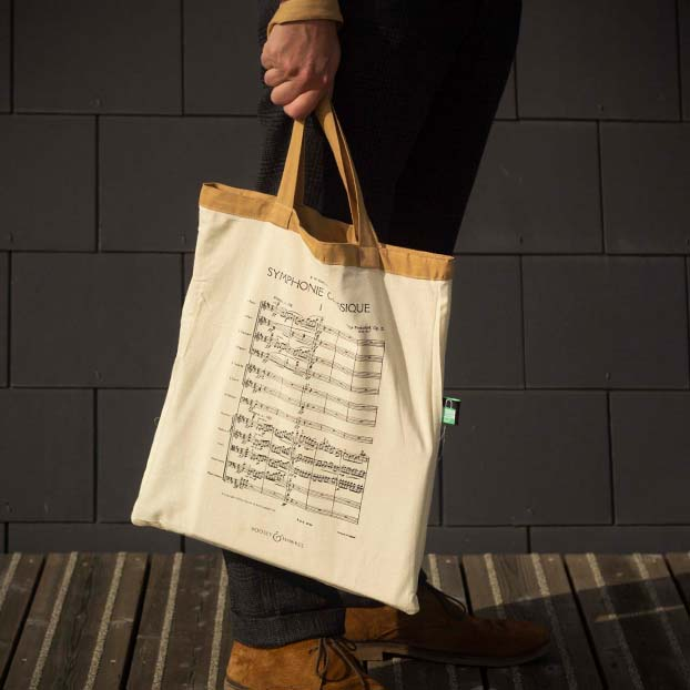 Classical Symphony (HPS 33) Reversible Tote Bag
