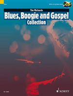 Tim Richards: Blues, Boogie and Gospel Collection