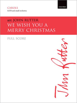New Choral Titles by John Rutter