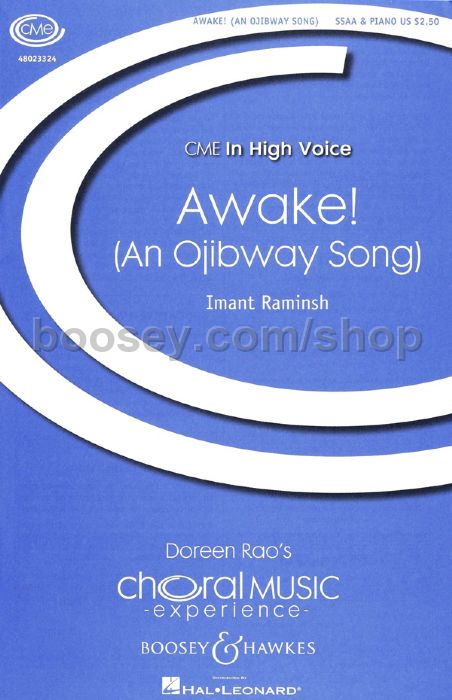 Raminsh, Imant - Awake! (An Ojibwa Song)