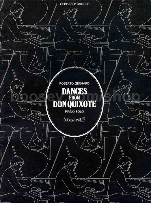 Roberto Gerhard - Don Quixote - Pedrelliana - Albada Interludi I Dansa