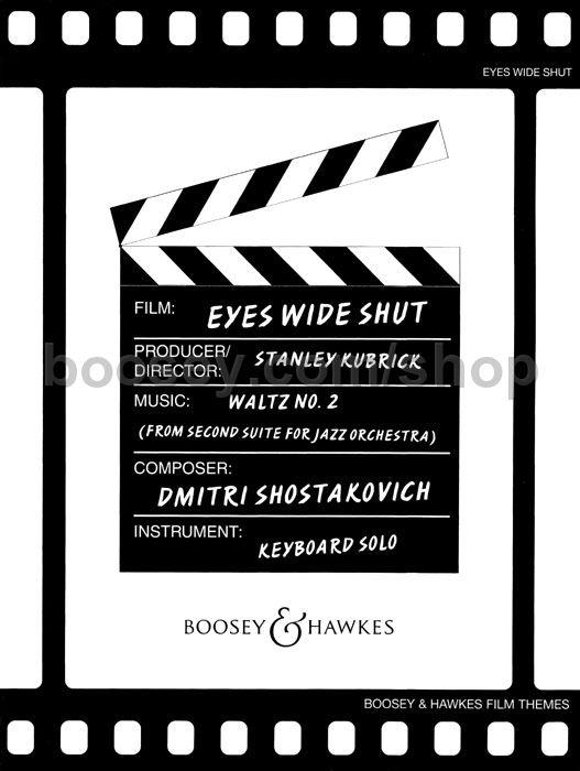 the second waltz shostakovich piano pdf