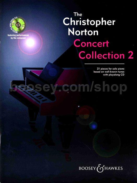 Christopher Concert Collection for Tenor Saxophone 15 original pieces Norton
