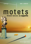 Jenkins, Karl: Motets (vocal score)