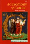 Britten, Benjamin: A Ceremony Of Carols SATB & harp