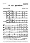 Finzi, Gerald: My Spirit Sang All Day SATB